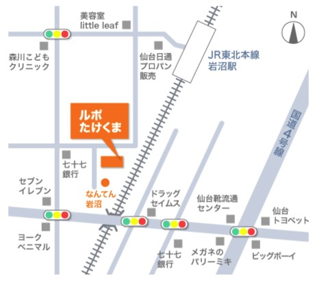 rupo-takekuma-map
